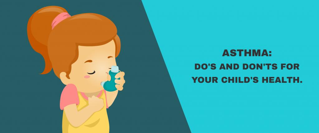 Pediatric Healthcare Altoona - Asthma Symptoms, Prevention & Care