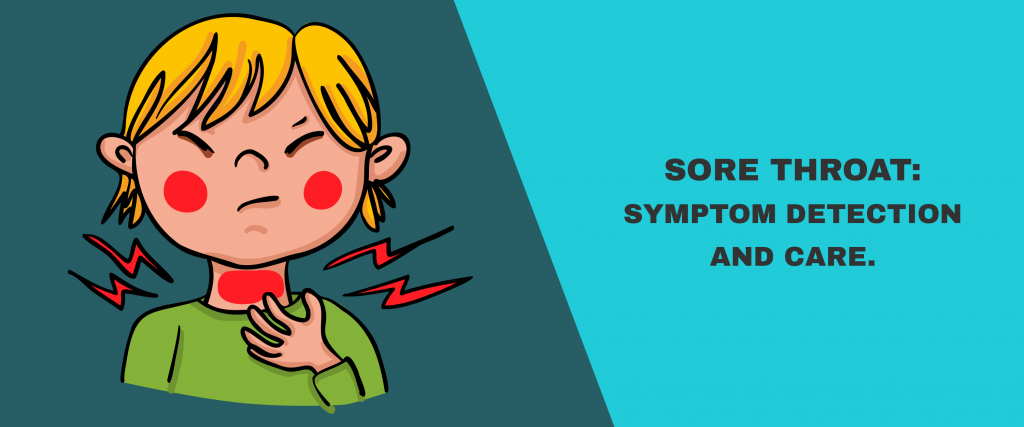 Pediatric Healthcare Altoona - Sore Throat tips & Precautions